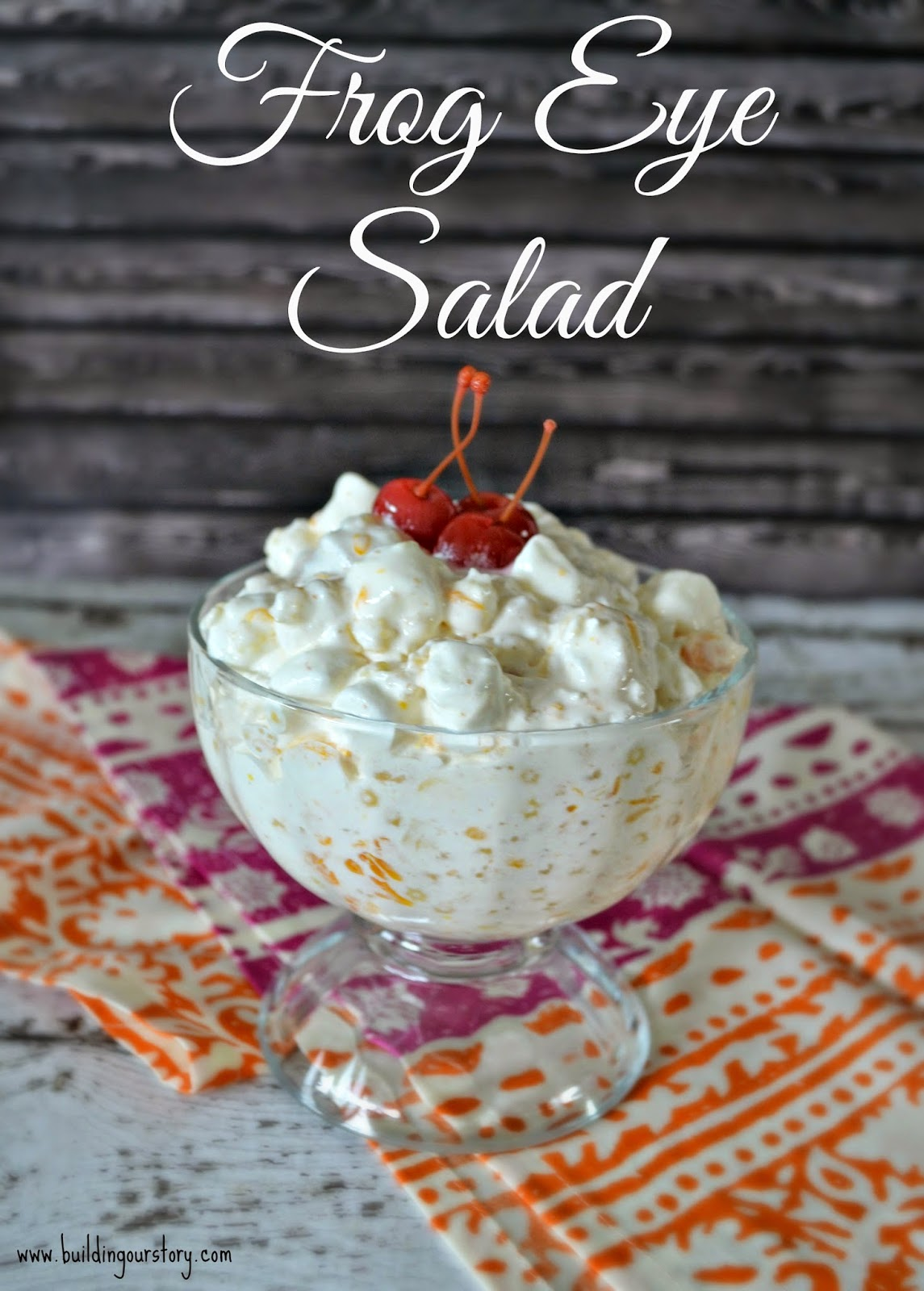 Fast And Easy Dinner Recipes: Frog Eye Salad #Recipe: Kids Desserts #AddCoolWhip