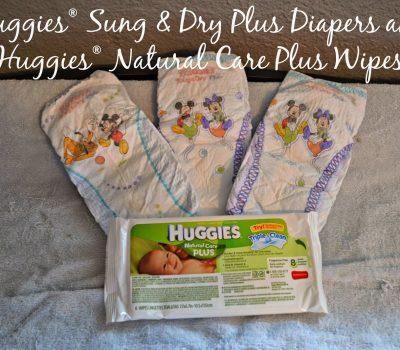 Huggies® Snug & Dry Plus Diapers and Huggies Natural Care® Plus Wipes Coupon