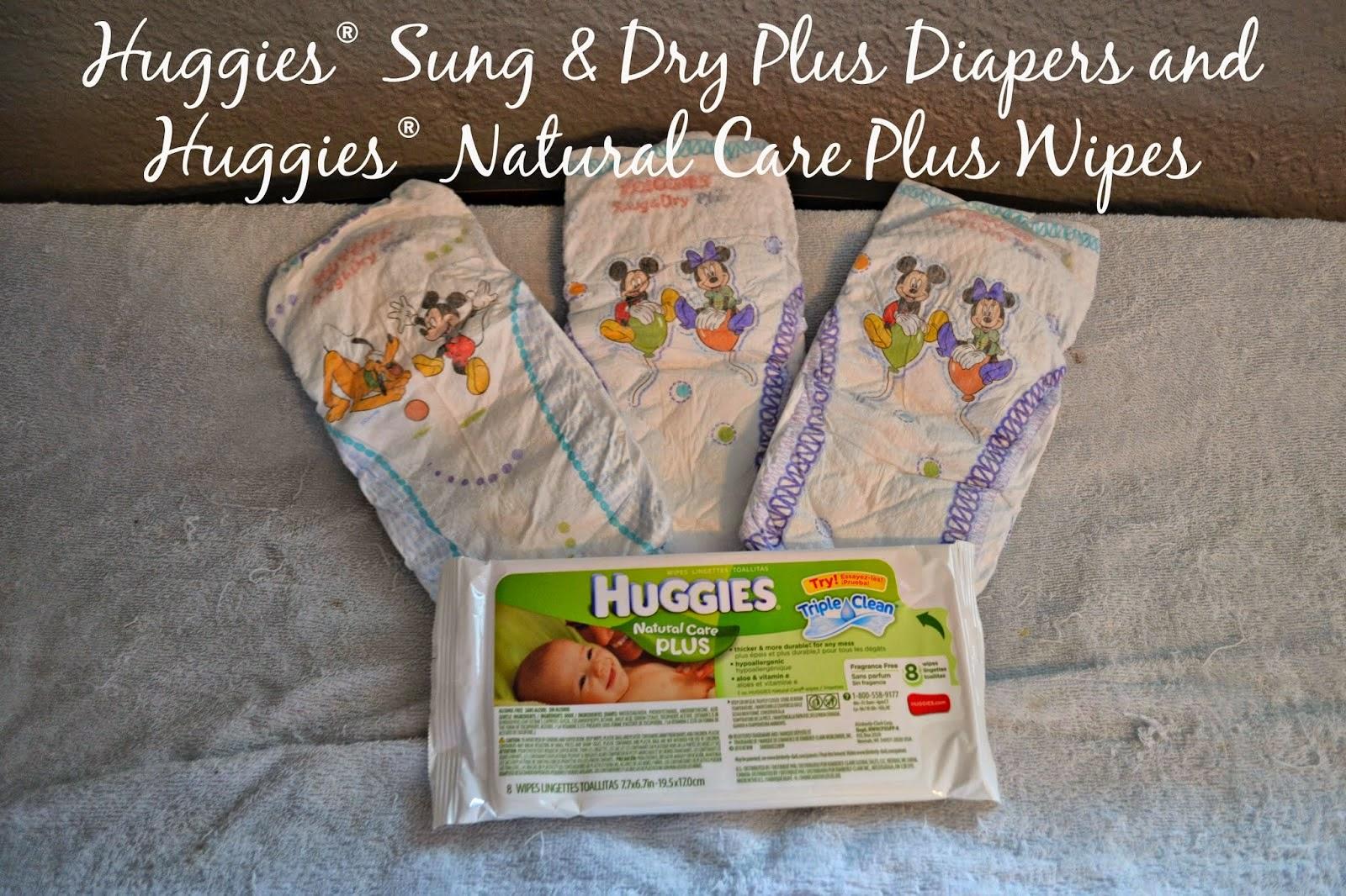 Huggies Natural Care Diapers Coupons