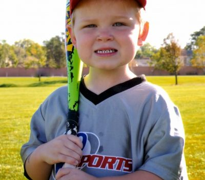 Jude's T-Ball Picture