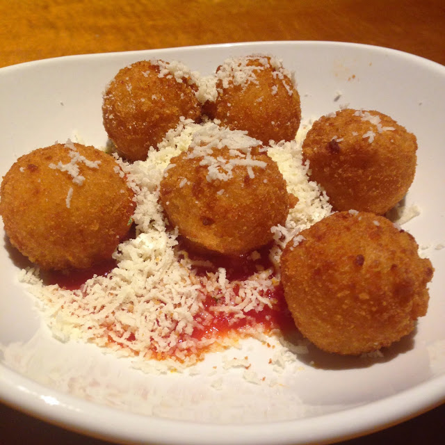 Olive garden introduces a new menu evolution giveaway - Olive garden crispy risotto bites ...