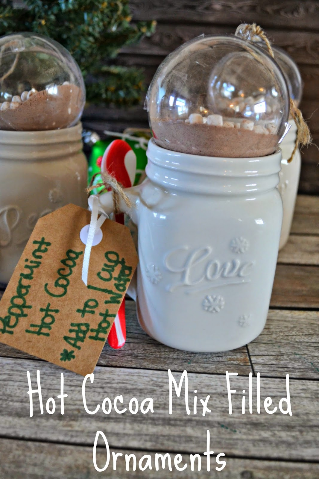 Hot Cocoa Mix Ornaments - Holiday Gift Idea | Building Our ...