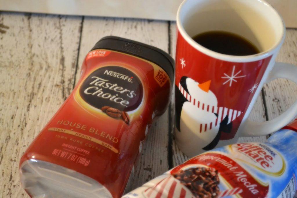 holiday recipes, entertaining, coffee, coffee recipes Peppermint Fluff Recipe.  Peppermint recipes.  Holiday desserts.