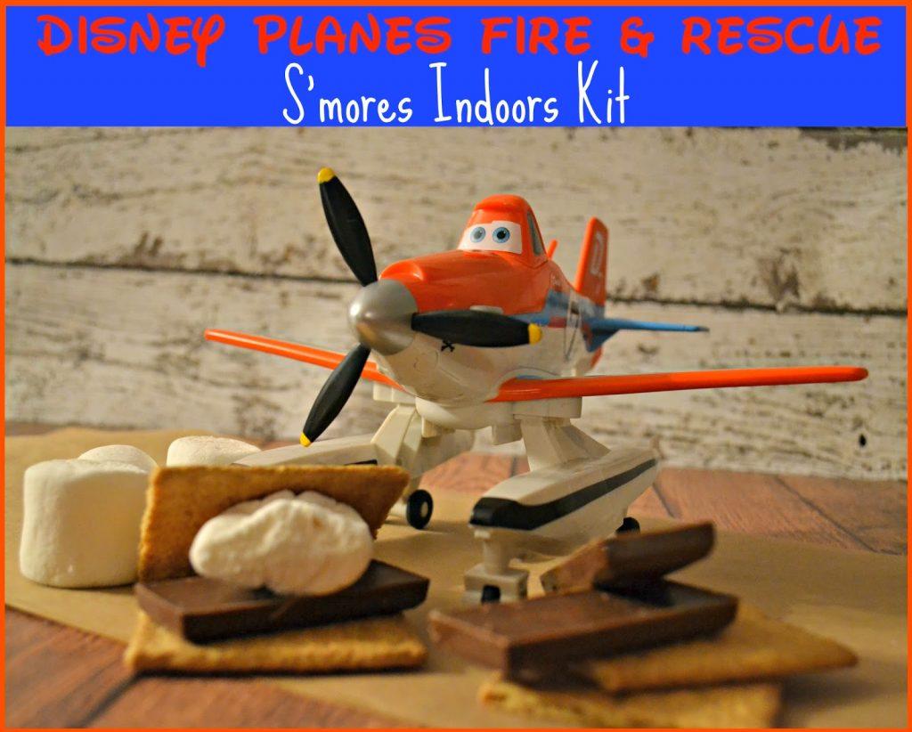 Planes Planes Movie Disney Planes Planes the Movie Planes Characters Disney Planes Dusty Courage Disney Values DIY S'mores Kit.  S'mores kit printable