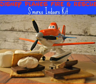 Disney Planes Fire & Rescue: S'mores Indoors Kit