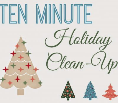 Holiday Clean-Up Check List – Hardwood Floor Cleaning Made Easy