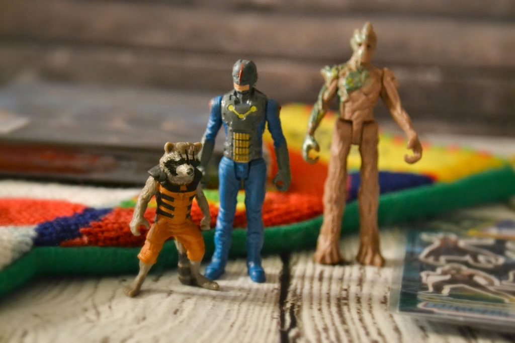 Guardians of the Galaxy, Guardians of the Galaxy soundtrack, Rocket Raccoon, Drax, Stocking Stuffer Ideas for boys