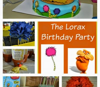 Dr. Seuss Day 2015 – Lorax Style