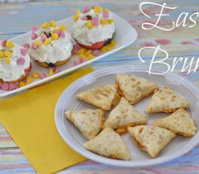 Springtime Mini Bundt Cakes #Recipe