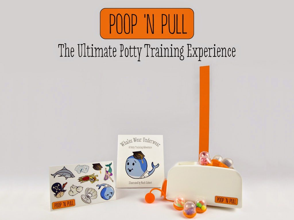 Poop 'n Pull - The Ultimate Potty Training Experience.  Potty Training Ideas.  Poop and Pull.  Poop n Pull.  Poop 'n Pull.  PoopnPull