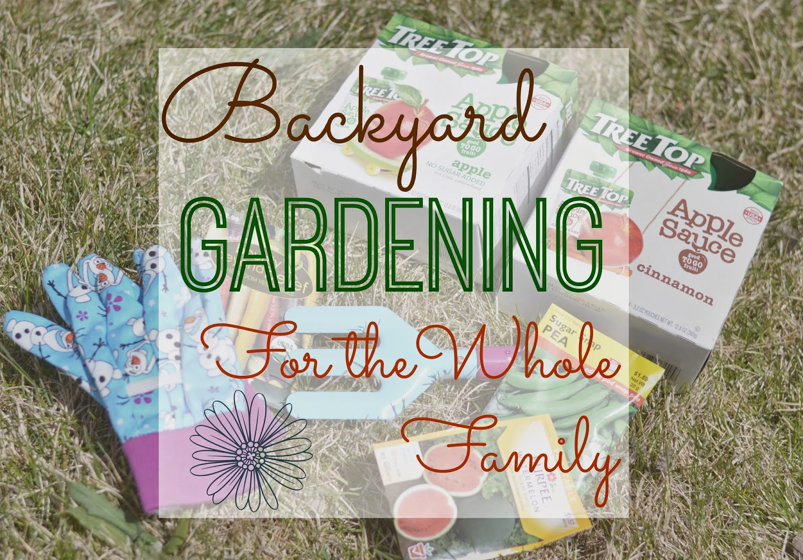 Backyard Gardening For The Whole Family