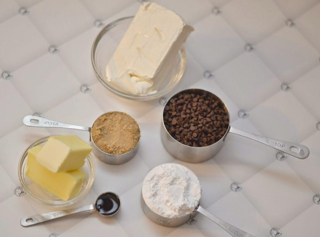 Chocolate Chip Cookie Dough Dip #Recipe, dessert dips, dips for dessert, Cookie Dough Dip recipe, Chocolate Chip Cookie Dough Dip