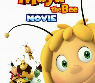 Maya The Bee Movie DVD #giveaway