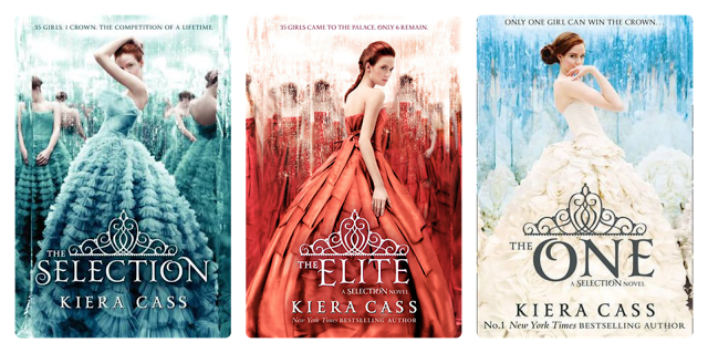 The Selection Series - Book Review.  The Selection Series by Kiera Cass, Kiera Cass Author, The One, The Elite