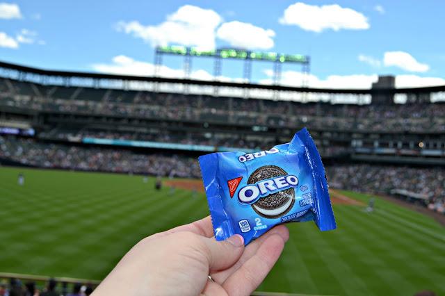 Baseball, Sun and Oreo Cookies!