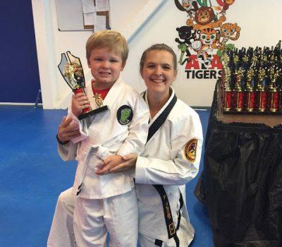 Jude's Taekwondo Tournament