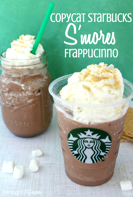 Starbucks Copycat Recipes, fun copycat recipes from starbucks, copy cat Frappuccino recipe, Starbucks recipes
