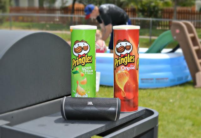 Pringles Summer Jam Inspired Playlist