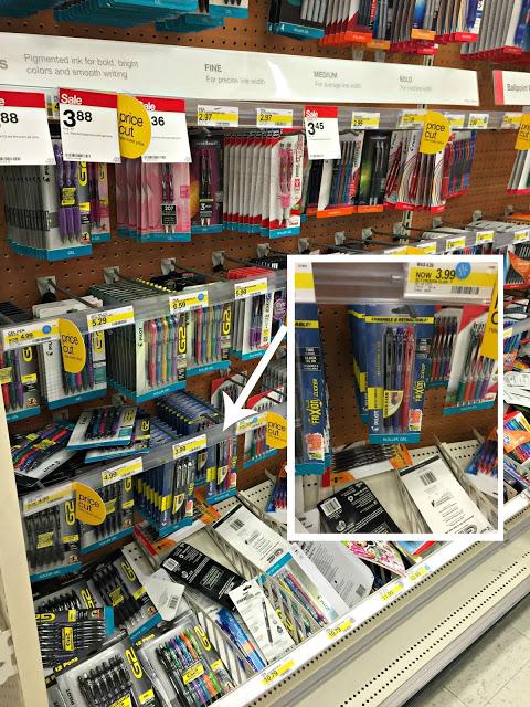 Washi Tape Mason Jar Pen Holder, FriXion Clicker pen, Washi Tape Crafts, Pen holders, Washi Tape