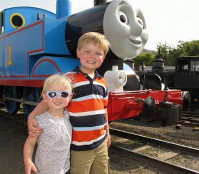 Our Day Out With Thomas Fun