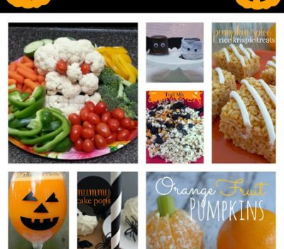 Creative Halloween Food and Fall Fun