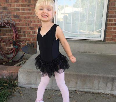 Dance Mom Status – Teagan's First Dance Class