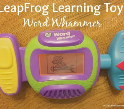 LeapFrog Word Whammer – Building Letter Skills