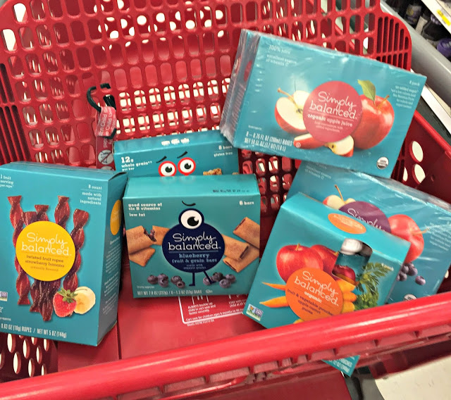 Essential Field Trip Snacks, What's your #TargetRun?, Field Trip Snack Packing Tips
