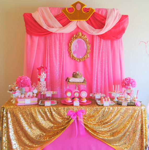 Disney Princess Birthday Party Ideas, Princess Birthday Party ideas, Princess Birthday party decorations, Princess Party,