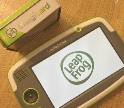 LeapFrog LeapPad Platinum – Hands On Learning