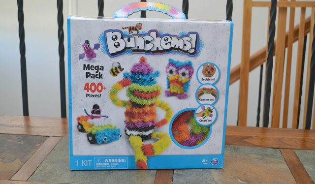 Bunchems Mega Pack, what are Bunchems, Creative Play for kids, indoor activities, Bunchems Mega Pack kit, Christmas Ideas for Kids