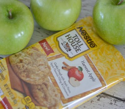 Harvest Apple Cookie Cobbler