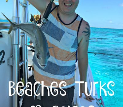 Island Routes Reef Fishing at Beaches Turks & Caicos Resort Villages & Spa