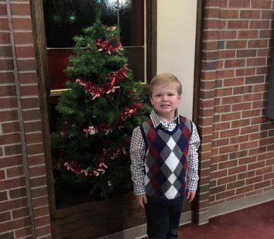 Jude's Christmas Program