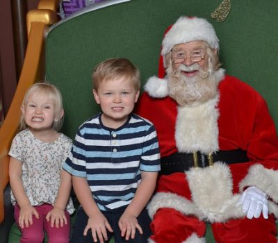 2015 Santa Visit – Success!