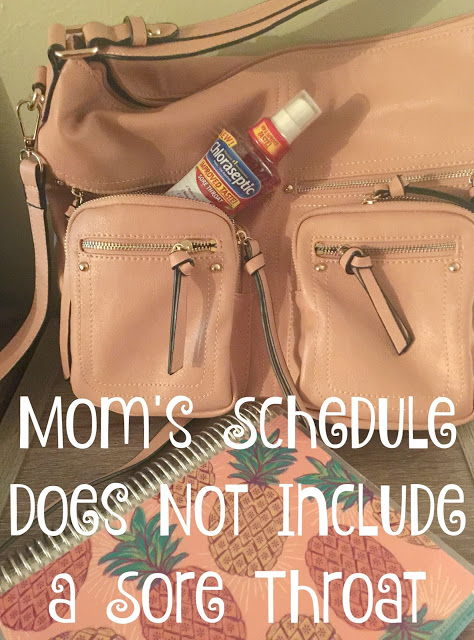 Cold & Flu Survival Kit, Mom's Schedule Does Not Include a Sore Throat, sore throat remedies, sore throat medicines, Prevent a Cold This Winter, Ultimate Guide to Staying Healthy this Cold Season, Tips for Cough & Cold Season