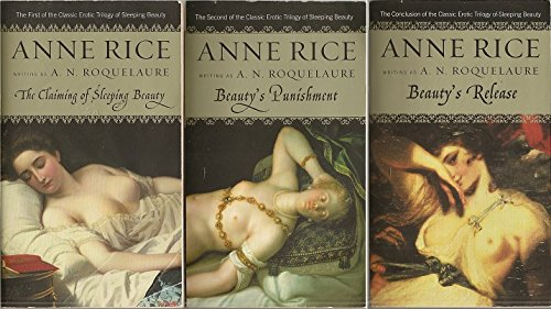 Book Review:  The Claiming of Sleeping Beauty, The Claiming of Sleeping Beauty, Sleeping Beauty Trilogy, 50 Shades of Grey,