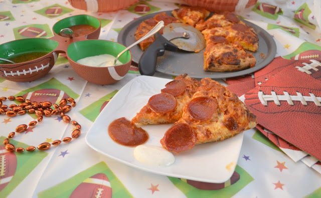 Game Day Party – Pizza Style