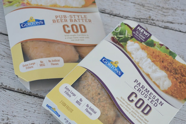 Gorton's Parmesan Crusted Cod & Creamy Asparagus Rice, Creamy Asparagus Rice, Rice and Asparagus recipe, Parmesan Crusted Cod , side dishes for fish, Cod side dishes, easy rice dishes, spring asparagus recipes, Creamy Cheesy Asparagus Rice