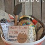 One Smart Cookie - End of the Year Teacher Gift