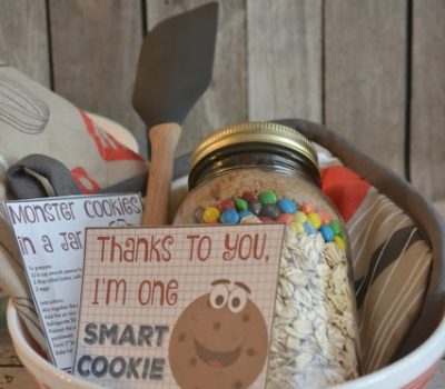 One Smart Cookie – End of the Year Teacher Gift