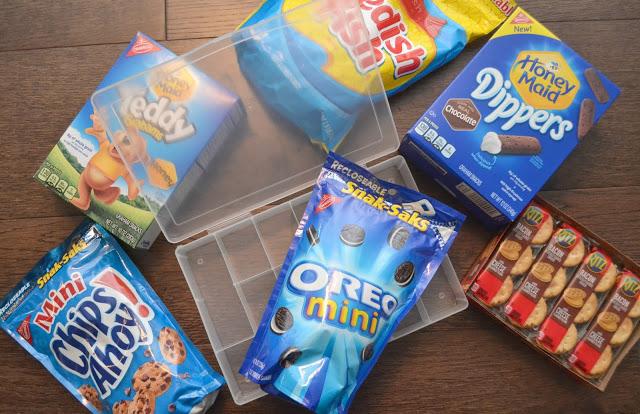 Family Road Trip: Snack Kit for Kids, Snack Kit for Kids, snacks for a road trip, kids snack kit for vacation, road trip snacks