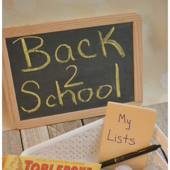 Back-To-School Kit for Parents