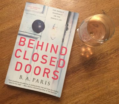 Behind Closed Doors – Book Review