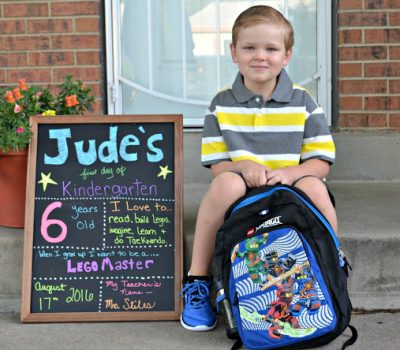 1st Day of School 2016 – Picture Idea