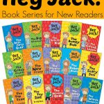 Hey Jack!  Book Series for New Readers
