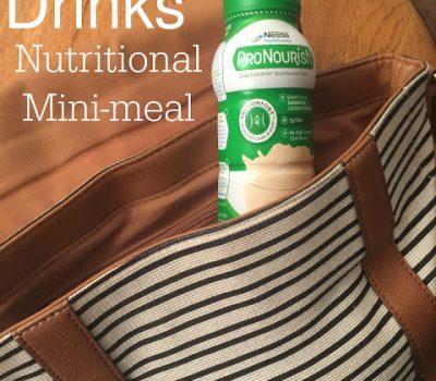 Nutritional Mini-Meal Option