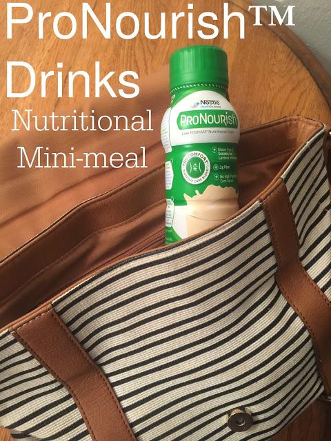 ProNourish , ProNourish Nutrition Drink, Low FODMAP Diet,