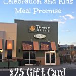 Panera Bread's Fall Celebration and Kids Meal Promise + $25 giveaway