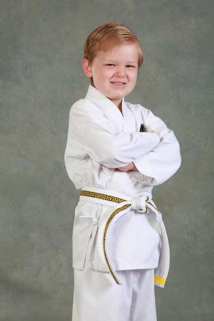 Our Taekwondo Star, Jude